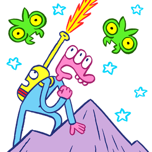 Glorkian Warrior — аркада