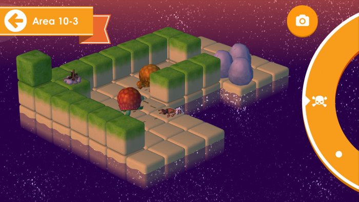 Under the Sun - 4D puzzle game