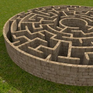 3D Maze (The Labyrinth) – невероятное приключение