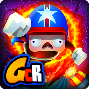 Galaxy Cannon Rider — аркада с хорошей физикой