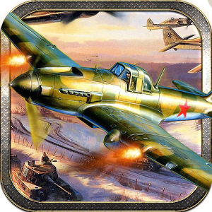 3D WW2 Pacific Fighter Attack — бои на самолетах