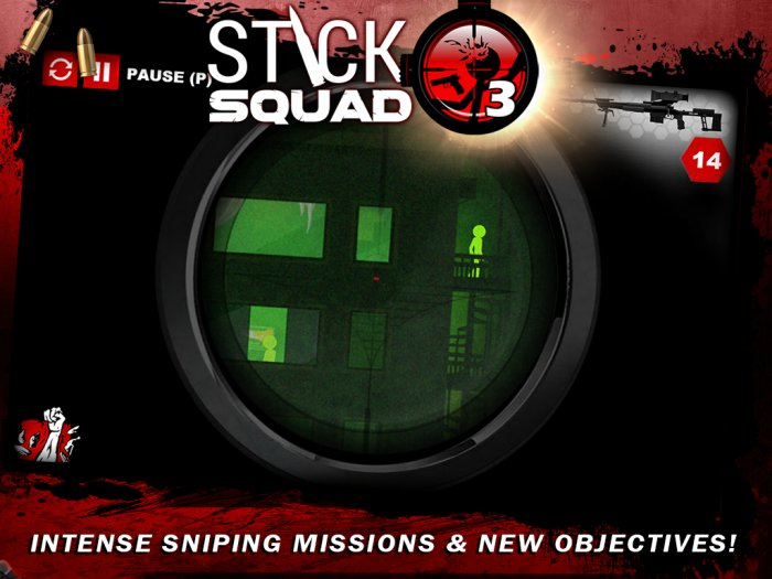 Stick Squad 3 - Modern Shooter