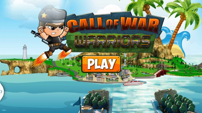 Call of War : Warriors Duty
