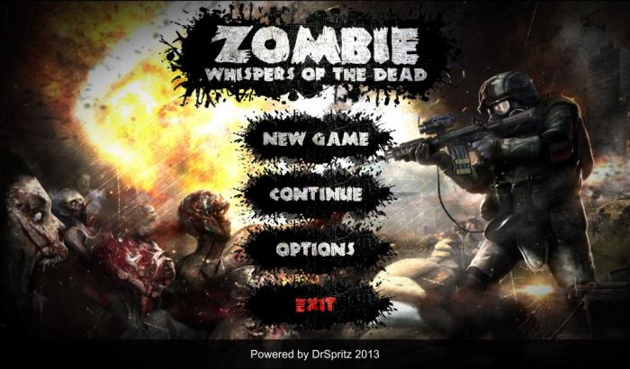 Скачать игру zombie whispers of the dead
