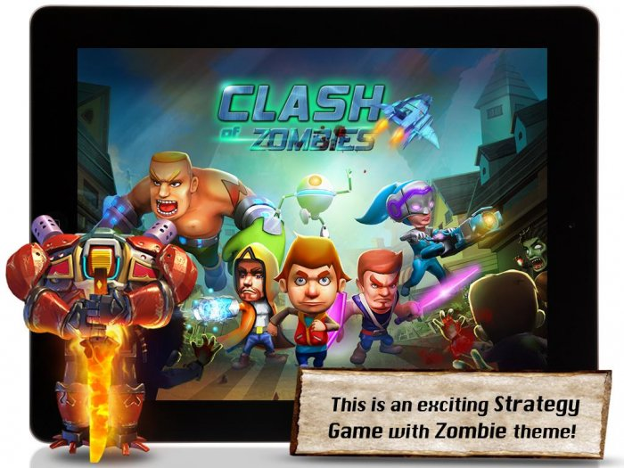 Apoc Wars: Zombies Clash