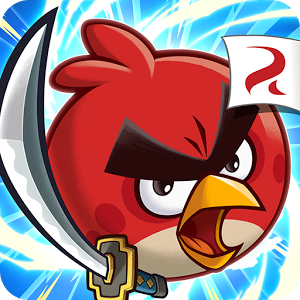 Angry Birds Fight! — головоломка