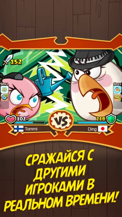 Angry Birds Fight!