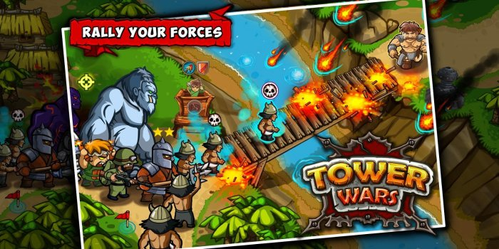 Tower Wars TD