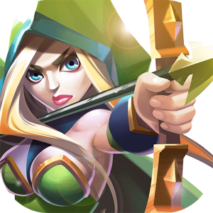 Magic Rush: Heroes — онлвый стратегия