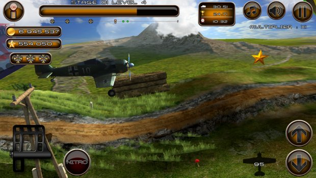 Hill climb fly Racing