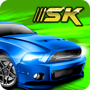 Street kings: drag racing — стритрейсинг
