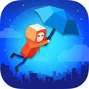 Umbrella Jump : Hard Levels! — аркада