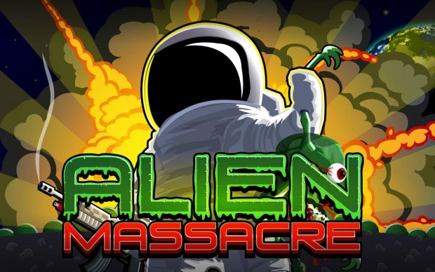 Alien Massacre — новый шутер!