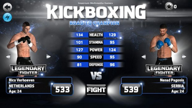 Kickboxing - Road To Champion