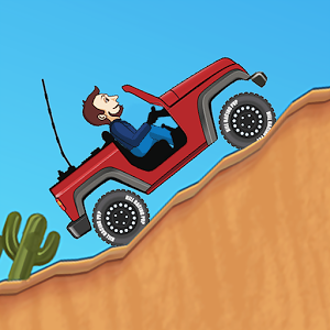 Hill Racing PvP — клон Hill Climb Racing