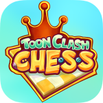 Toon Clash Chess — Шахматы: Битва Мультяшек