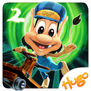 Hugo Troll Race 2 — раннер