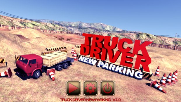 Truck Driver New Parking