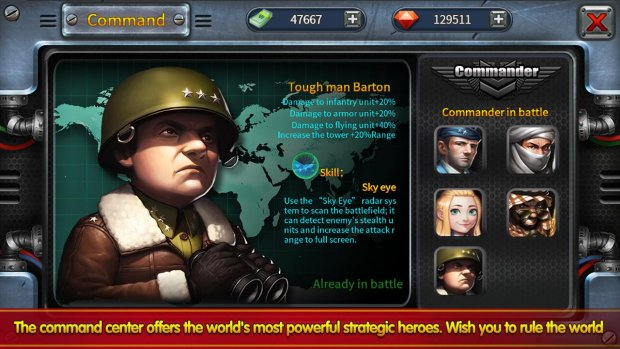 Little Commander 2: Global War
