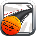 BasketRoll 3D — управляй мячом по крутым дорогам!