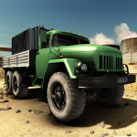 Игра Truck Driver Crazy Road 2 для Android