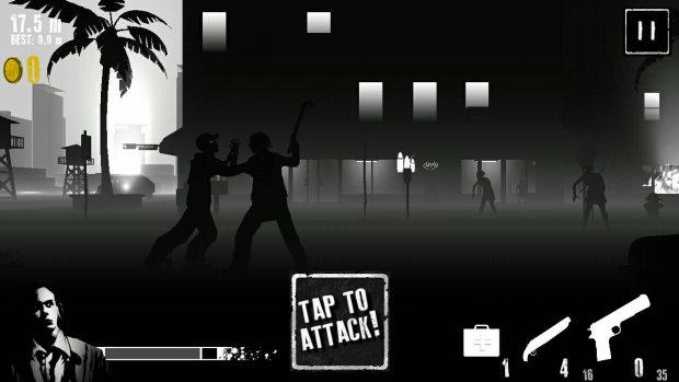 The Walking Dead game for Android - video dailymotion