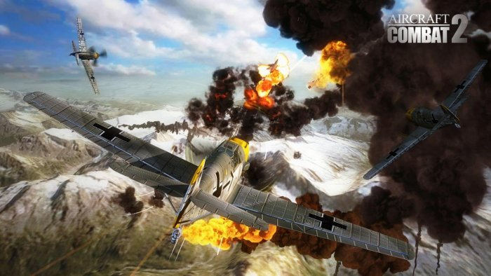 Aircraft Combat 2:Warplane War