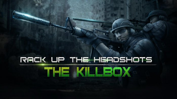 The Killbox: Arena Combat