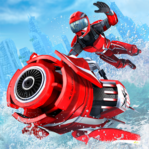 Riptide GP: Renegade – гонки на гидроциклах
