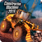 Скачать Construction Machines 2016 для Android