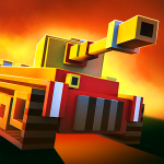 Игра War Boxes Strike для Android