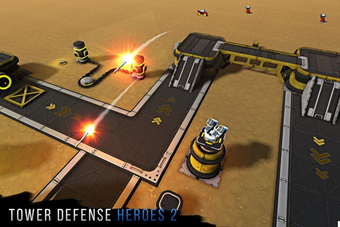 Tower Defense Heroes 2
