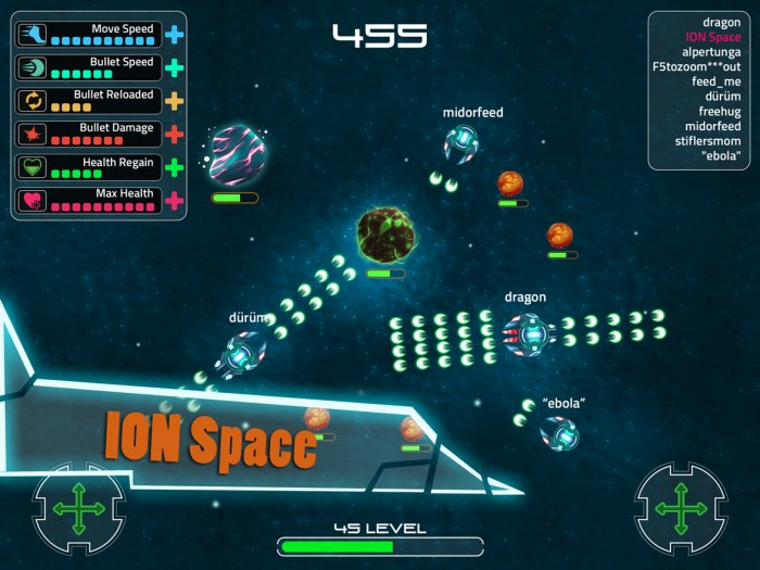 ION Space