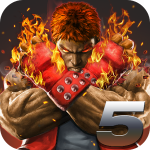 Игра Fury Fists Fighting 5:Wrestle для Android