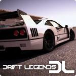 Игра Drift Legends на Андроид