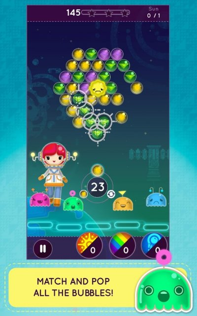 Zodiac Pop Bubble Shooter