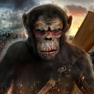 Life of Apes Jungle Survival — плане́та обезья́н