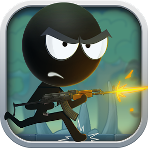 Stickman vs Zombies — зомби экшен