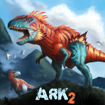 Jurassic Survival Island: ARK 2 Evolve — выживание среди динозавров