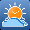 Fancy Widgets часы и виджет погоды в стиле htc sense