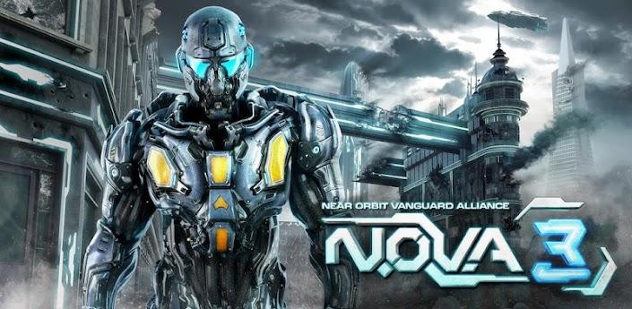 N O V A  3 игра для Android (ARMv7,ARMv6)   Скачать Бесплатно