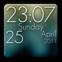 Просто красивые часы для Android