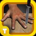 Пальцы против ножа 3D – Игра для смелых!!
