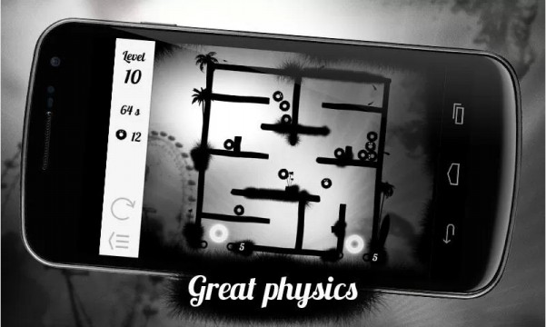 Gravity Maze для Android
