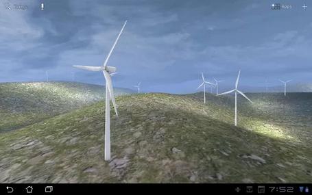 Ветрогенераторы 3D