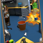 Paper Toss 2.0 для Android – Интересная игра