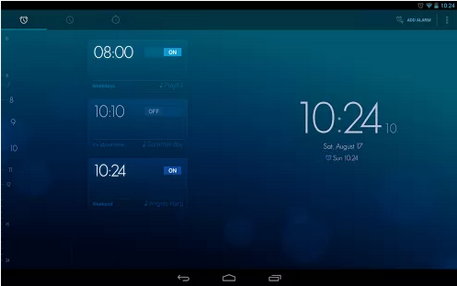 Timely Alarm Clock для Android