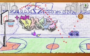 Doodle Basketball для Android
