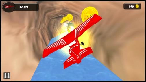3D Planes -Bravo