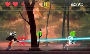 Jack vs Ninjas для Android